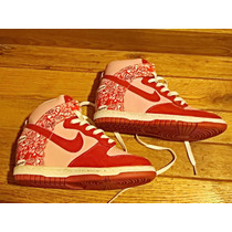 Zapatillas Nike Dunk Sky High Taco Escondido