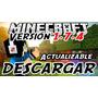 Minecraft El Juego Del Año Completo Pc Actualizado