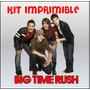 Kit Imprimible Big Time Rush ¡¡diseño Exclusivo!!