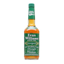 Whiskey Evan Williams Kentucky Bourbon Green Label Whisky
