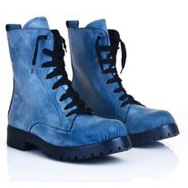 Borcego Borceguito Botita Hombre Zapatos Almacen De Cueros