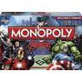 Monopoly Avengers-hasbro-envio Gratis!