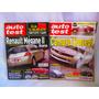 Lote De 2 Revistas Auto Test Renault Megane 2 Y Camaro Conce
