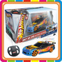 Auto Radio Control Drift Car Hot Wheels Intek - Mundo Manias