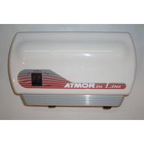 Calentador Electrico De Agua Calefon Atmor 7,5kw Duo 2 Bocas