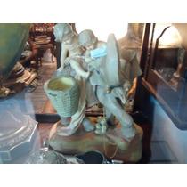 Faiance Amphora Austria S Xix Elefante