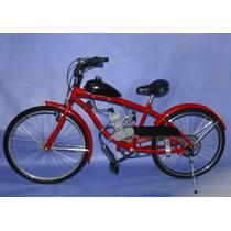 Bicimotos Tipo Musetta Bravo Bicicleta Con Motor 4976-2552