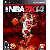 Nba 2k 2014 Ps3 Entrega Inmediata