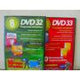 Dvds Informatica Programas Completos Nro 32 Y 33 Y Juegos
