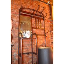 Recibidor thonet perchero paraguero sombrerero percheros en muebles antiguos en mercado libre - Perchero recibidor antiguo ...