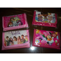 Billetera De Monster High, Minnie,violetta, Dra Juguetes