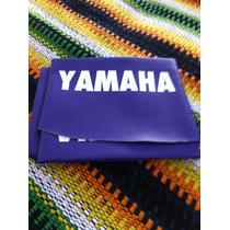 Yamaha Xt 600 Violeta Tapizado Replica Original