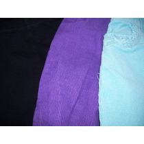 Pack De 2 Pantalones Corderoy Y 1 Calza Nena 18 Meses