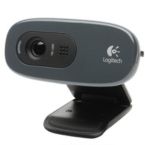 Webcam C270 Hd Logitech Camara Web C/ Microfono