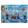 Adorno De Torta - Frozen: Blister X 6 Personajes