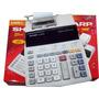 Calculadora Con Impresor Sharp El- 2901 Rh + 3 Rollos+ Envio