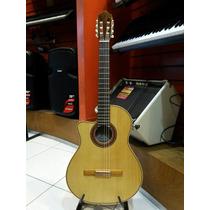 Guitarra Fonseca Mod 41kec P Zurdos!! Media Caja! Buenisima!