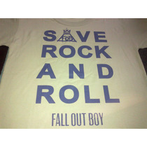 Remera Fall Out Boy
