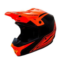Casco Cross Radikal By Vertigo Solo En Freeway Motos !!