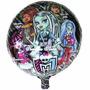 Globos Metalizado Monster High Original Deco Souvenirs