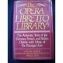 The Opera Libretto Library - Avenel