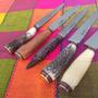 Cuchillo Artesanal Tandil 14 Cm