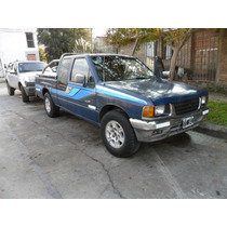 Chevrolet Luv Space Cab, Cabina Y Media Naftera Unica