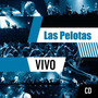 Las Pelotas En Vivo ( Cd )
