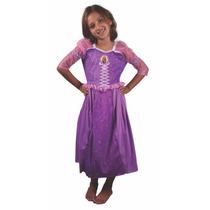Disfraz Princesas Rapunzel Bella Barbie Jessie Blancanieves