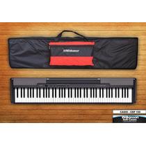 Funda Piano Casio Yamaha Korg Kurzweil 88 Notas