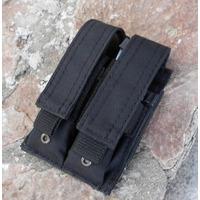 Porta Cargador Doble Para 9mm Tipo Blackhawk, Condor, 5.11