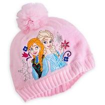 Frozen Elsa Anna Hat Gorra Bordada Disney Importada