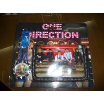 Set De Reloj Y Billetera De One Direction