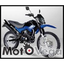Enduro Motomel Skua 200 Motovega Oficial Financio Con Dni