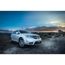 Dodge Journey 2.4 Sxt 3 Filas Caja 6ta! Impecable.
