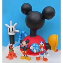Casa De Mickey Mause, Disney Para Torta