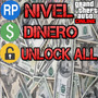 Dinero, Nivel, Unlock All (todo Desbloqueado) // Gta V (ps3)