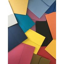 Sobres Para Invitaciones 280 Grs - Todos Los Colores - X10