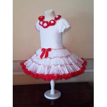 Vestido Importado Nena Bautismo Casamiento Fiesta 4-6 Años