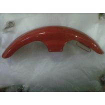 Guardabarro Guerrero Gmx 150 Delantero Rojo - Dos Ruedas