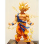 Dragon Ball Z Goku Super Saiyan Figuarts Original Bandai Kai
