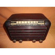 Antigua Radio Vaquelita No Funciona Marca: Americano (0703)