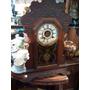 Reloj De Mesa Ansonia(usa) Medio Carrillon