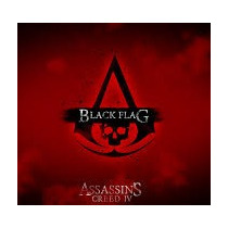 Assassins Creed 4 - Assassins Creed Iv - Black Flag -tarjeta