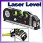 Nivel Laser C/cinta Metrica Linea Hor/vert/cruz En Belgrano
