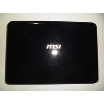 Netbook Msi Wind U100 (ms-n011) Negra - Despiece Repuestos