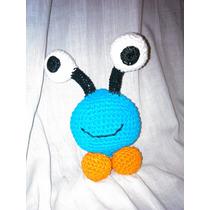 Muñeco Tejido Al Crochet
