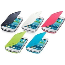 Funda Flip Cover Original Samsung Galaxy Core I8260 62 +film