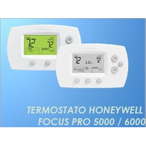 Termostato Digital De Ambiente Honeywell Pro6000