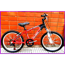 Bicicleta Olmo Safari Rod 20